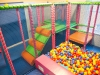 Children love to play in the softplay room and ball pool at Osbourne Lodge Nursery.jpg